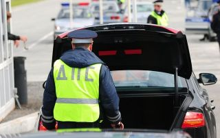 Проверка технического состояния авто на дороге — законность, порядок, правила