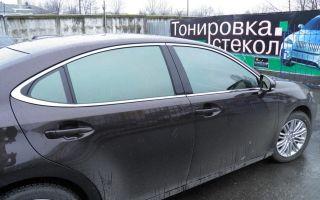 Тонировка автомобиля по талонам — как получить разрешение на тонировку