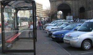 Остановка и стоянка на остановке общественного транспорта — штраф в 2020 году, правила остановки