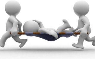 Классификатор причин несчастных случаев по видам происшествий и причинам