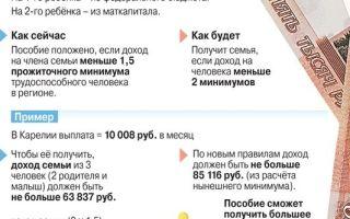 Детские пособия в москве и области в 2020 году — как получить, размер, кому положены?