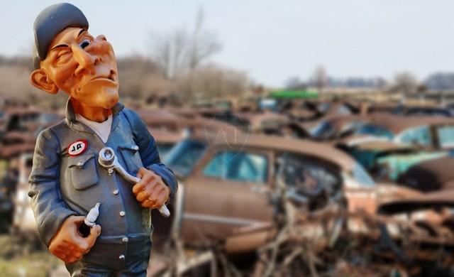 Снятие автомобиля с учета для утилизации - порядок, правила, документы