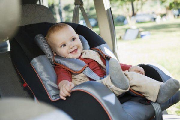 Штраф за перевозку ребенка без автокресла в 2020 году