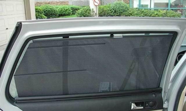 Штраф за шторки на окнах автомобиля в 2020 году