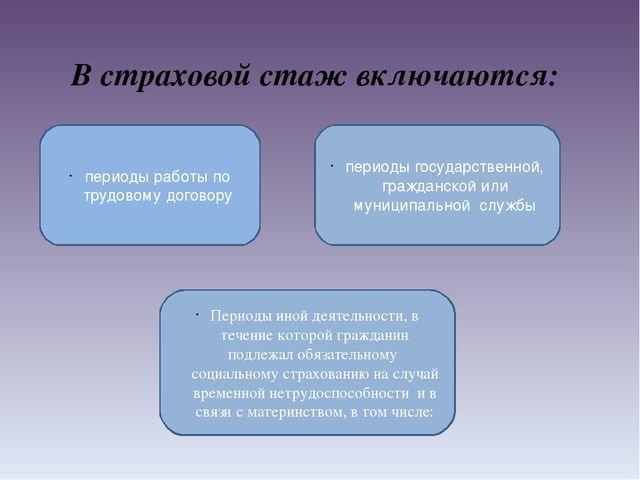 Специальный страховой стаж: понятие, особенности, правила исчисления