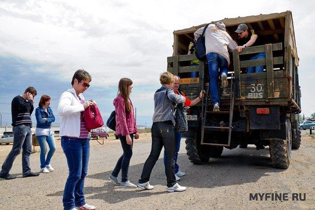 Нарушение правил перевозки пассажиров, штраф за перевозку пассажиров в грузовом фургоне (кузове)