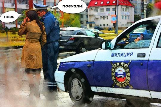 Проверка технического состояния авто на дороге - законность, порядок, правила