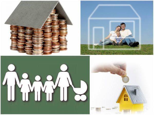 Ипотека для многодетных семей - как взять, социальные льготные программы