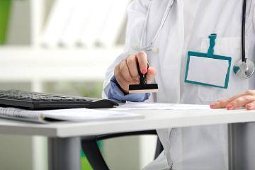 Печати на больничном листе - сколько и где должны быть?