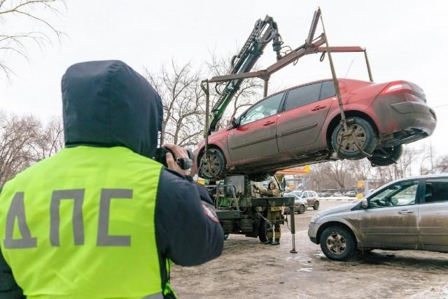 Какой штраф за эвакуацию автомобиля в 2020 году?