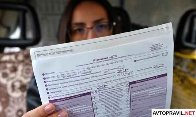 Страховые выплаты виновнику ДТП: как получить и что для этого нужно