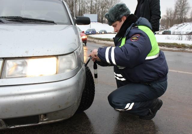 Закон о зимней резине в 2020 и 2020 году: штраф, новые требования к шинам
