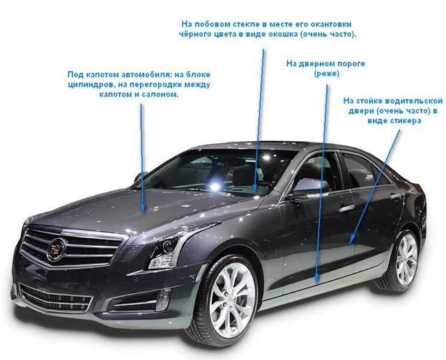 Как проверить информацию об американском авто по vin-коду: способы проверки