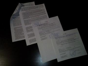 Заявление в управляющую компанию о заливе квартиры: образец, бланк