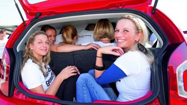 Какой штраф за лишнего пассажира в машине в 2020 году