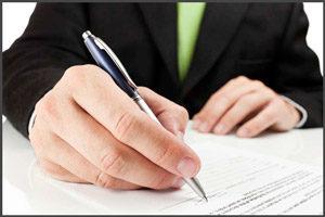 Мировое соглашение о добровольном возмещении ущерба при ДТП - бланк и образец