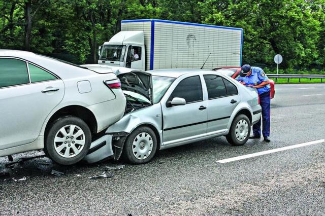 Что делать при наступлении страхового случая по ОСАГО