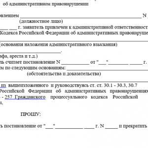 Обжалование протокола об административном правонарушении ГИБДД  —  порядок и сроки