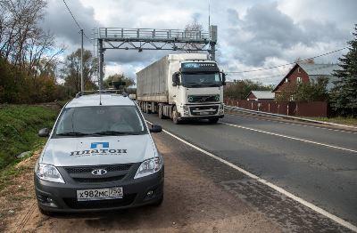 Платон для большегрузов - система взимания платы за проезд по федеральным трассам