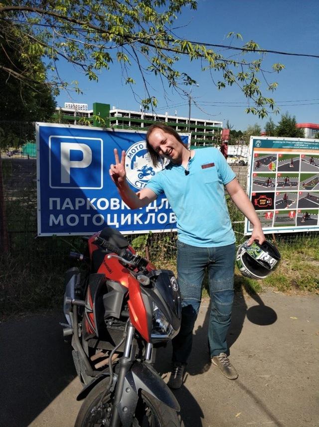Водительские права на мотоцикл - как получить, сроки и стоимость обучения и выдачи