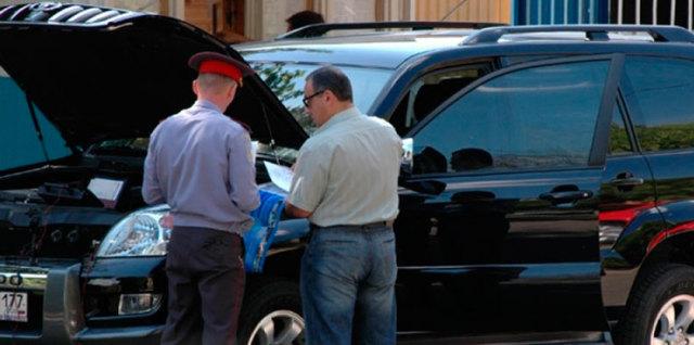 Осмотр автомобиля при регистрации в ГИБДД: что проверяют, срок действия осмотра