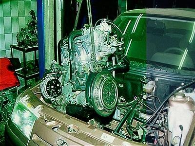 Нужно ли регистрировать в ГИБДД установку другого двигателя на автомобиль?