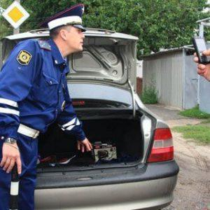 Осмотр, досмотр и обыск автомобиля - что это и чем отличается?