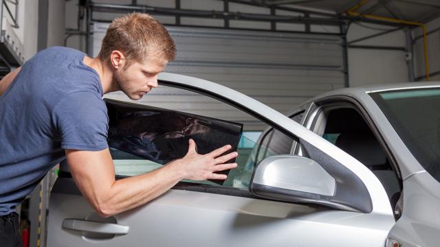 Тонировка автомобиля по талонам - как получить разрешение на тонировку