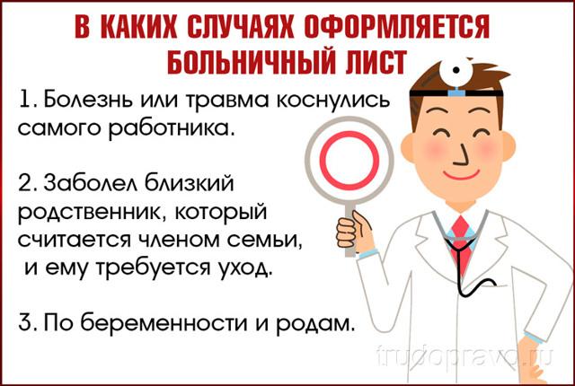 Какие гарантии имеет работник на больничном?