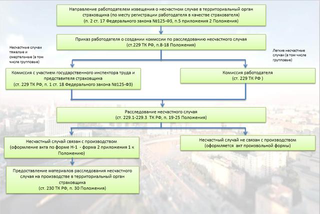 Расследование и учет профессиональных заболеваний: порядок, правила, сроки, комиссия