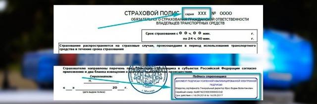 Проверка электронного полиса ОСАГО ГИБДД - что нужно предъявлять инспектору?