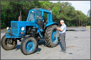 Прохождение техосмотра тракторов и самоходных машин: порядок, стоимость, как пройти?