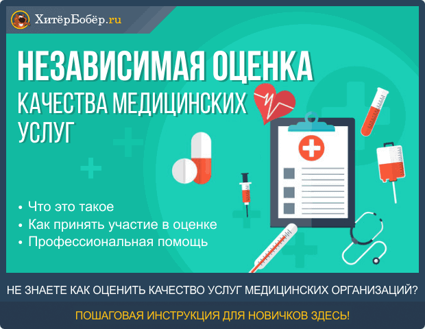 Независимая оценка качества медицинских услуг - что это, кто ее проводит, порядок поведения