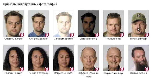 Фото на водительские права: требования, размер, на международные права, при замене