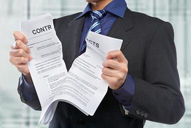 Расторжение договора страхования - законодательные основы, порядок и последствия