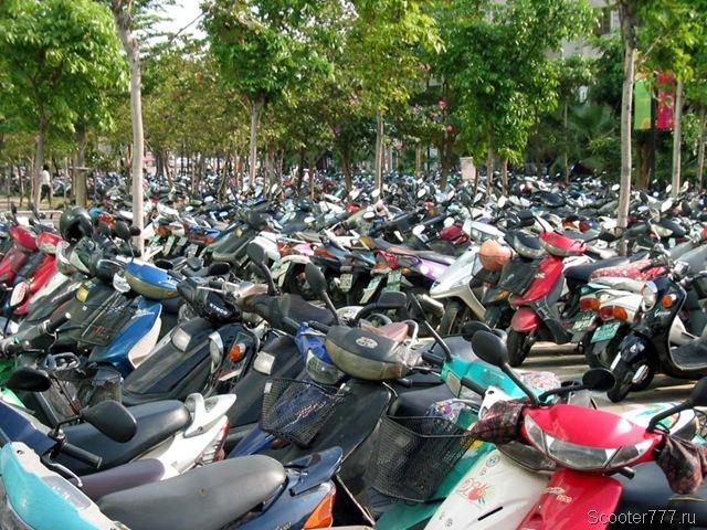 Договор купли-продажи скутера (мопеда): бланк и образец, как оформить и заполнить