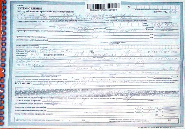 Какие документы выдает ГИБДД после ДТП?