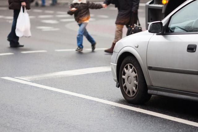 Что грозит, если сбил человека вне пешеходного перехода или перекрестка?