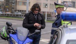 Езда без прав на мотоцикле: штраф и ответственность согласно КоАП