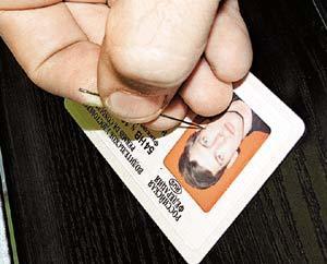 Метки и проколы на водительском удостоверении: значение, кто и для чего ставит, как избежать