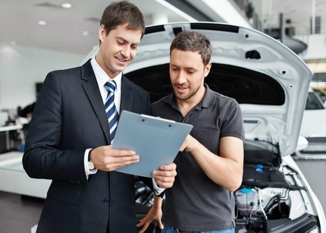 Договор купли-продажи авто между физическим и юридическим лицом - бланк и образец