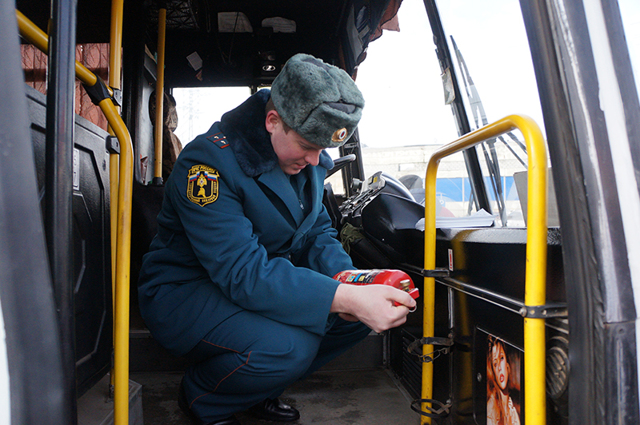 Огнетушитель для автомобиля для прохождения ТО: требования, срок годности