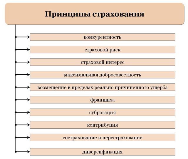 Страхование - его суть, функции и признаки, правила, цели и принципы
